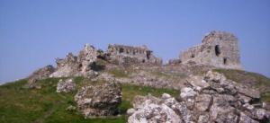 Castle Dunamaise ruins #2 web