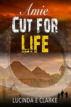 "Cover image for Lucinda's fourth Amie novel: ""Amie Cut For Life"""