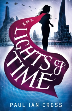 The Lights of Time - eBook cover - High Res